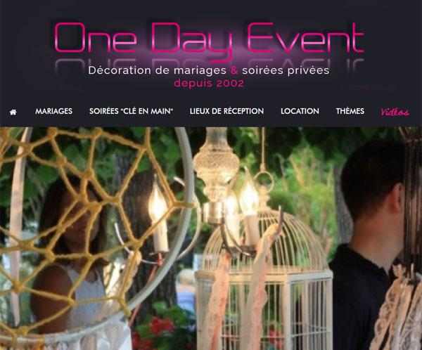 one day event